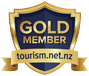 Gold Membership New Zealand Tourism Guide